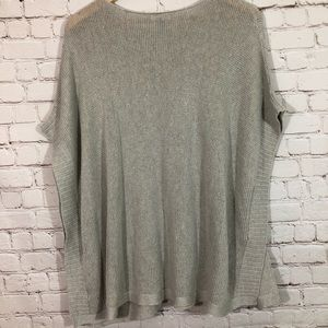 Old Navy Sweaters - Old Navy Womens Tan Light Weight Pullover Poncho